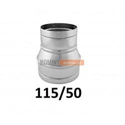 Redukcja spiro 115-50 mm