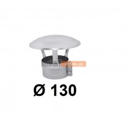 Daszek 130 ocynkowany