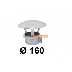 Daszek 160 ocynkowany