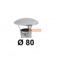 Daszek kominowy 80 mm