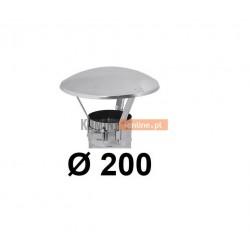 Daszek kominowy 200 mm