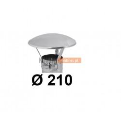 Daszek kominowy 210 mm