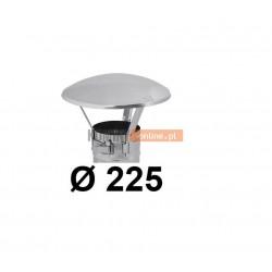 Daszek kominowy 225 mm