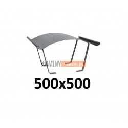 Osłona na komin 500x500 mm