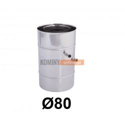 Miska powietrze-spaliny 80-125 mm