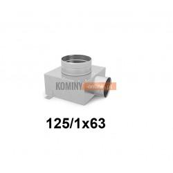 Skrzynka rozdzielcza 125-1x63 mm