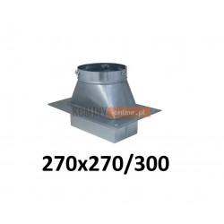 Podstawa komina-redukcja 270x270/300 mm OCYNK