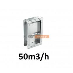 Stabilizator wentylacji prostokątny 50 m3/h