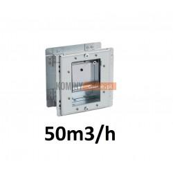 Stabilizator wentylacji kwadratowy 50m3/h