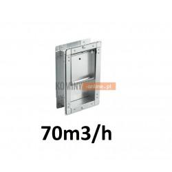 Stabilizator wentylacji prostokątny 70 m3/h