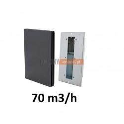 Nowoczesny stabilizator 70m3/h osłona CZARNA