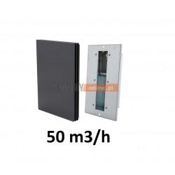 Nowoczesny stabilizator 50m3/h osłona CZARNA