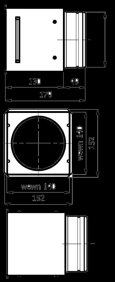 kaseta dolotowa stabilizatora