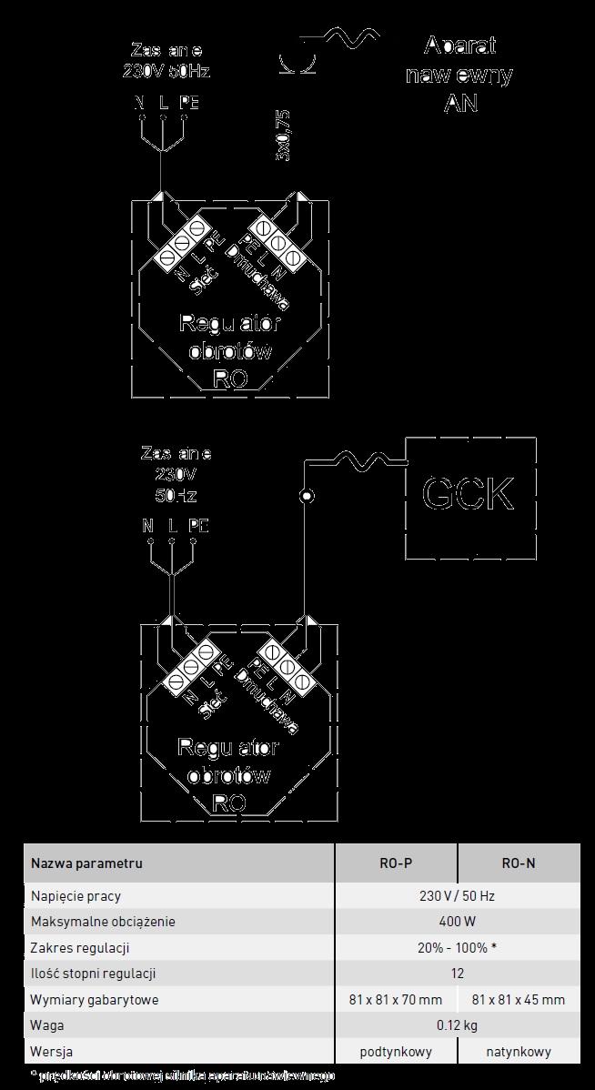 regulator ro-10