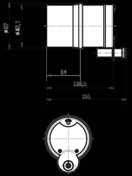 regulator ciągu pellet